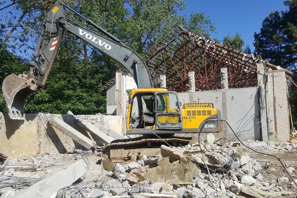 Nelegalios statybos: ar atsakys valdininkai?