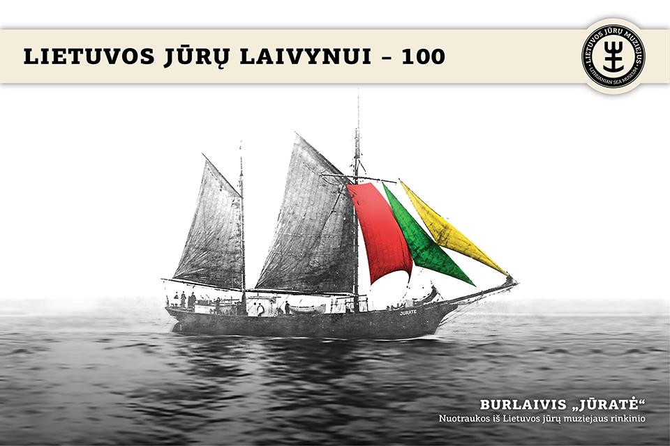 Lietuvos laivynui – 100 metų