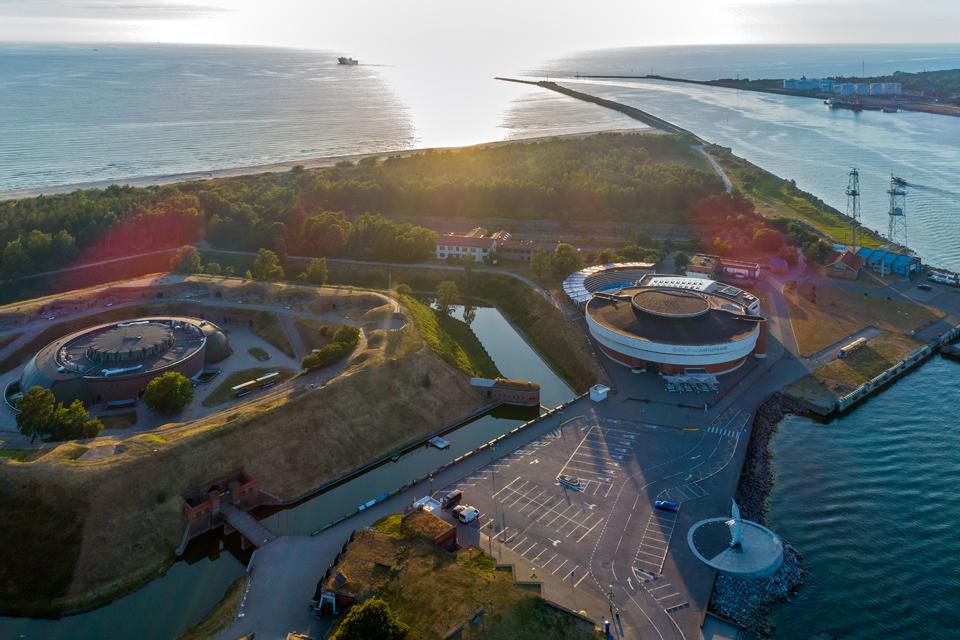 Jūrų muziejus vilios turistus iš Kaliningrado