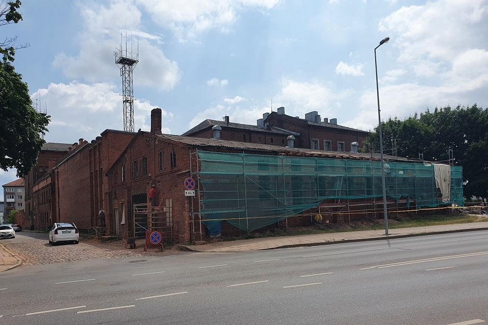 Istoriniams Klaipėdos pastatams – daugiau pinigų