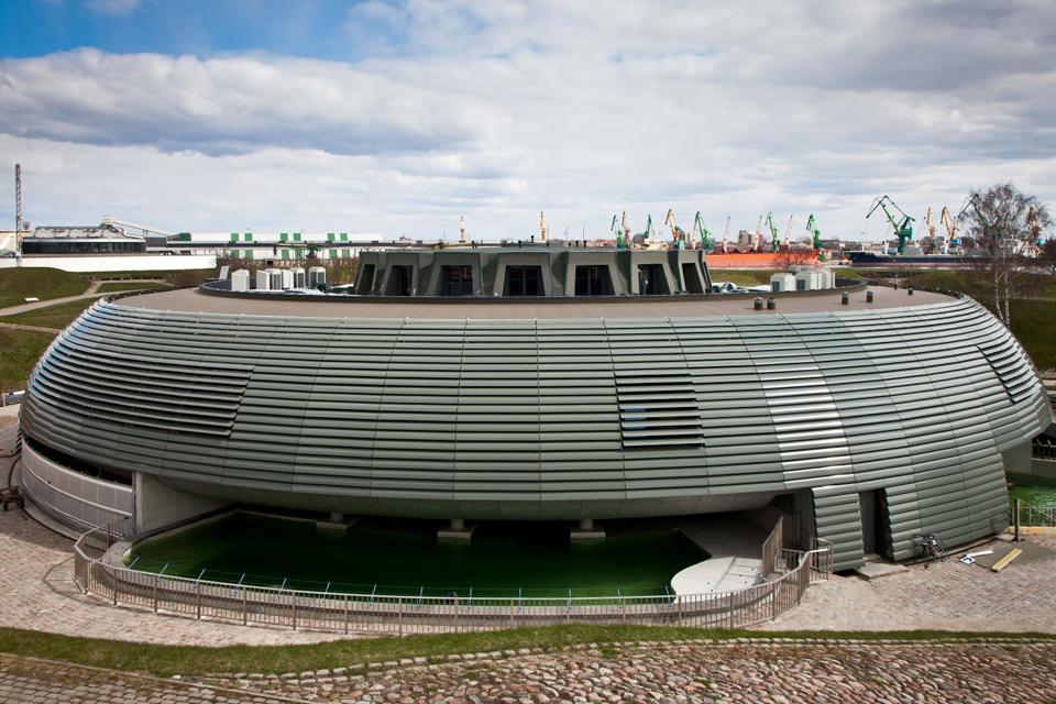 Jūrų muziejaus akvariumą atidarys gruodžio pradžioje