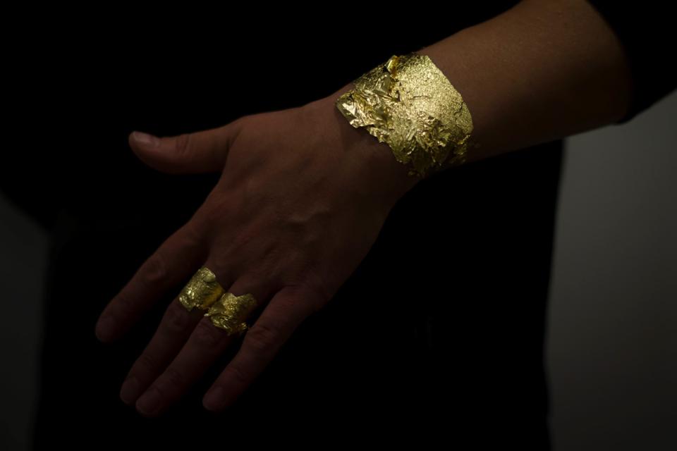 Parodoje – raginimas pasitikėti auksu