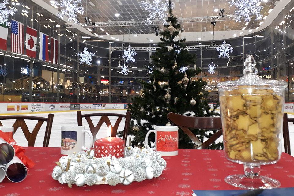 Per žiemos šventes klaipėdiečius kvies čiuožti (šventinė programa)