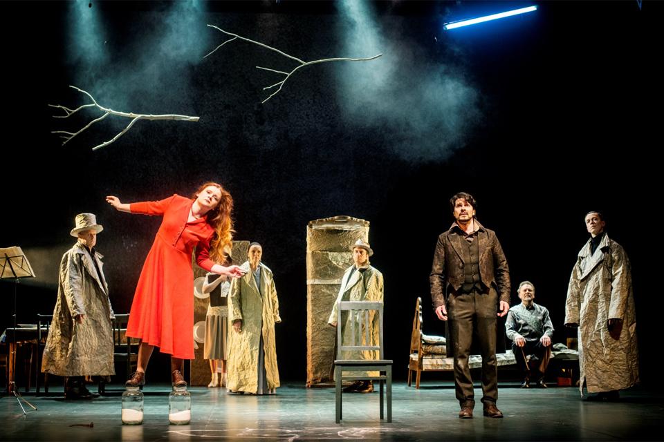 Klaipėdos dramos teatras išvyksta į gastroles Rusijoje