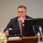 Kretingos rajono meras pažeidė įstatymą