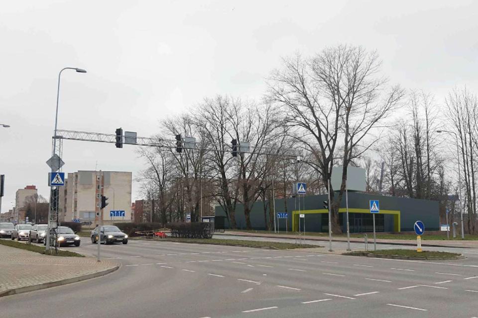 Klaipėdoje – dar vienas prekybos centras