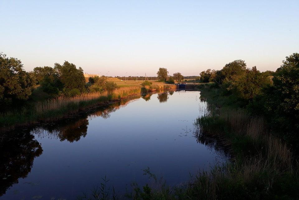 Vilhelmo kanale rastas skenduolis