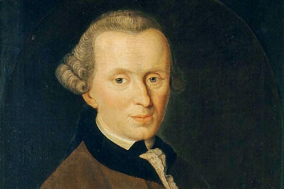 Filosofas Imanuelis Kantas ir jo baltiškosios šaknys