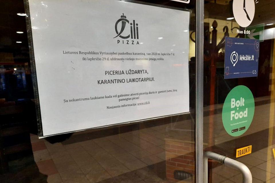 Klaipėdos verslas prašo valdžios pagalbos: nesulaukė net pažadų