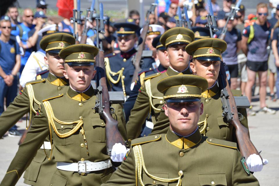 Šurmuliavo kariška šventė