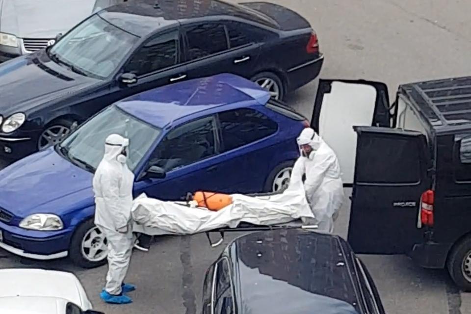 Mirtis Karlskronos gatvėje kaimynams kelia nerimą (atnaujinta)