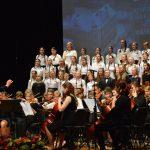 Įspūdingas koncertas - muzikos mokyklos 70-mečiui