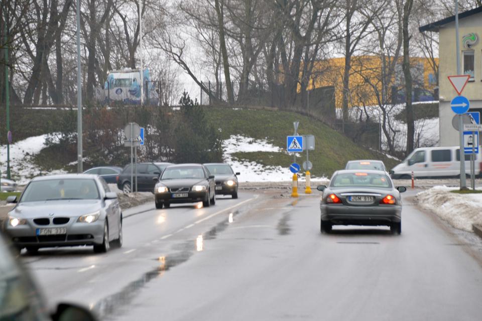 Kauno gatvė sulauks autobuso