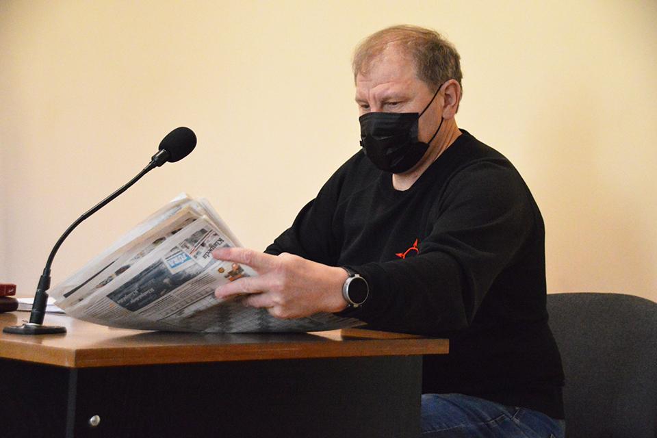 """Dienraščio """"Klaipėda"""" vadovas: atleistas žurnalistas sekmadieniais dirbo savo noru"""