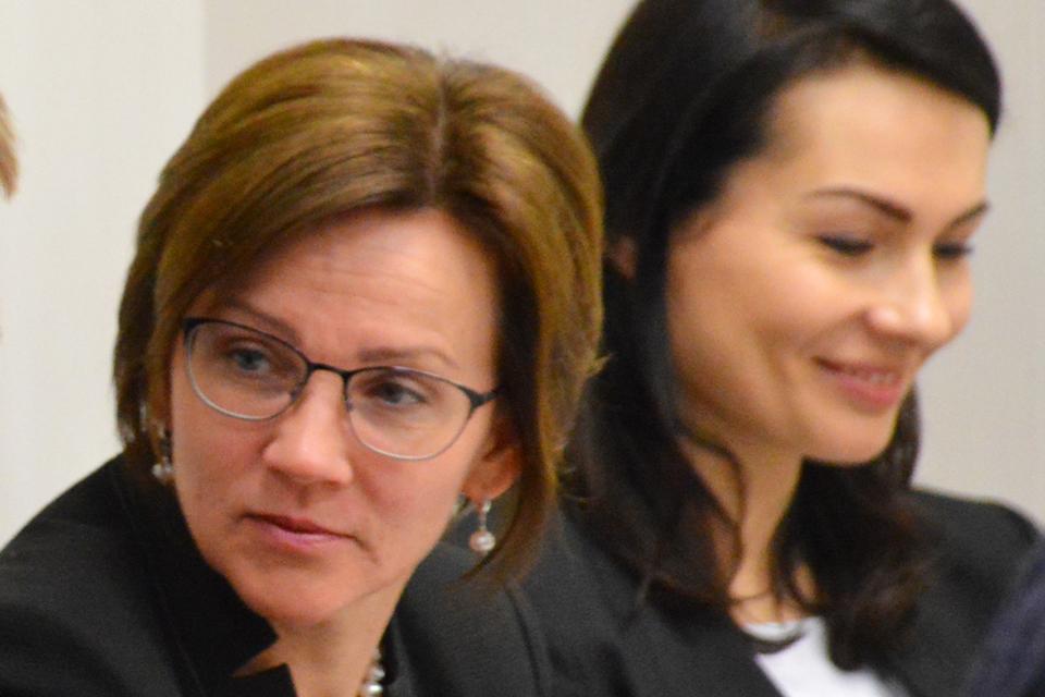Daiva Kerekeš – nuolatinė Vyriausybės atstovų įstaigos vadovė