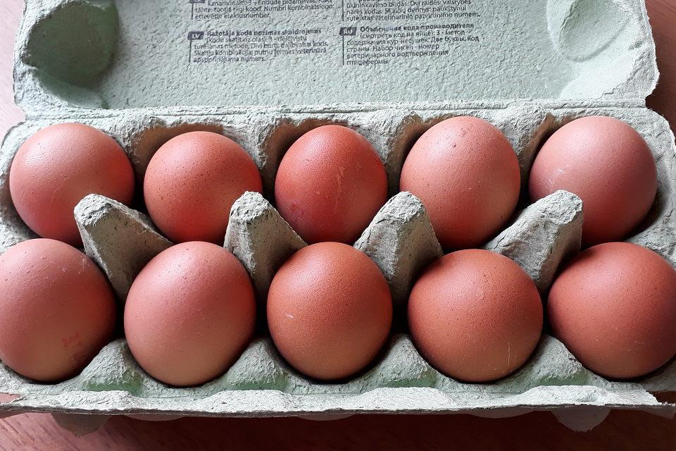 Lietuviai kiaušinius mėgsta  ne tik per Velykas
