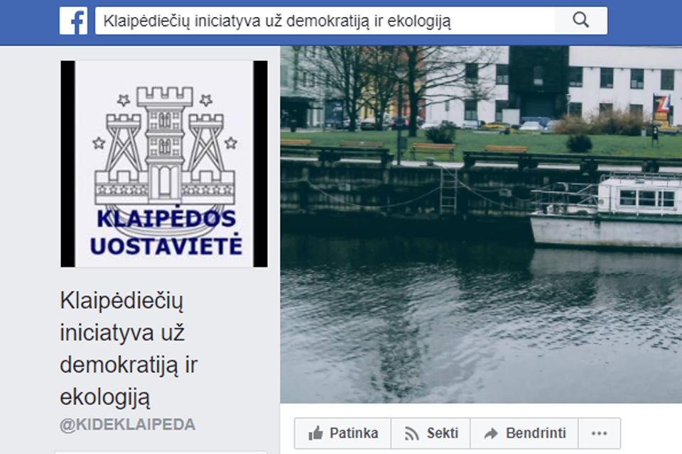 Intriga politinėje Klaipėdos arenoje?