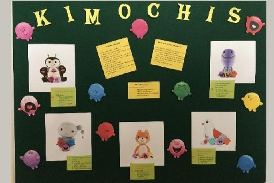 """""""Kimochis"""" padeda ne tik vaikams, bet ir jų tėvams"""