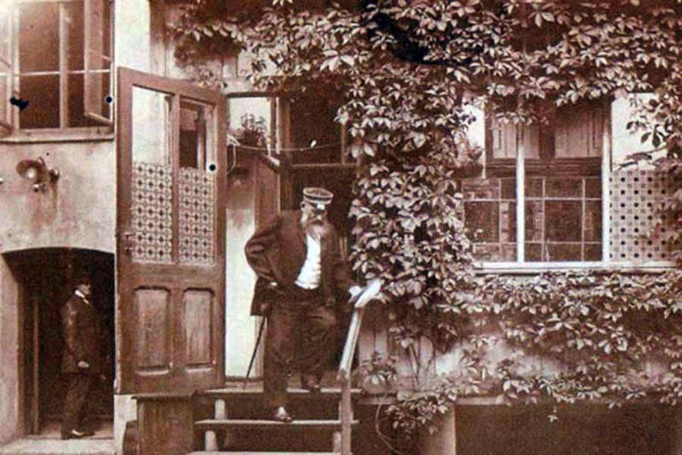 Daktaras Kitelis ir Rusnė Prūsijos karalystėje