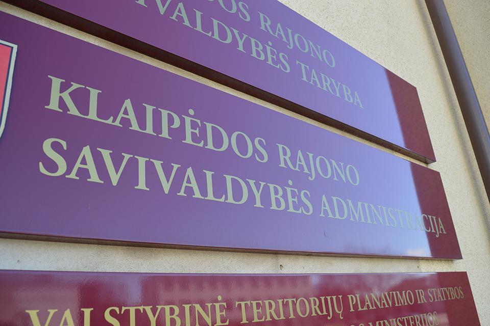 Socialines paslaugas Klaipėdos rajonas sieks pirkti iš NVO ir socialinio verslo