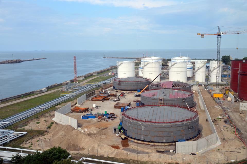 Naftininkų planai kelia nerimą gyventojams (atnaujinta)