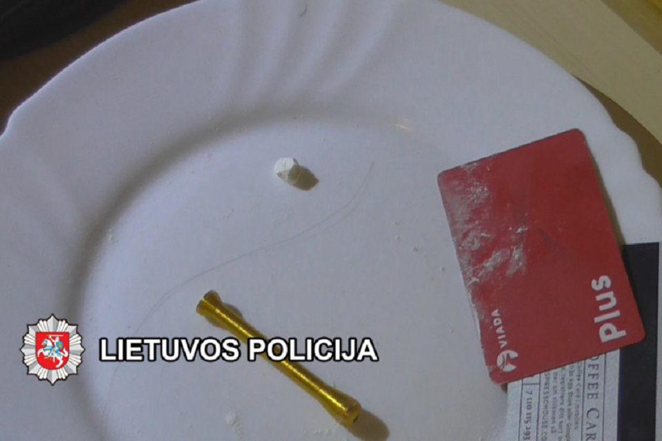 Kokaino platinimo ir savavaldžiavimo byla keliauja į teismą