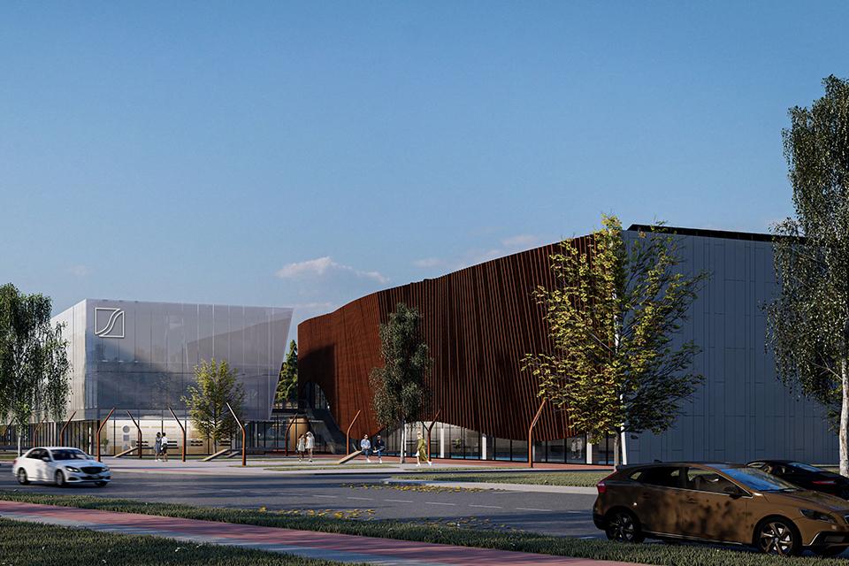 Pasiviešino vienas iš potencialių naujo sporto komplekso statytojų