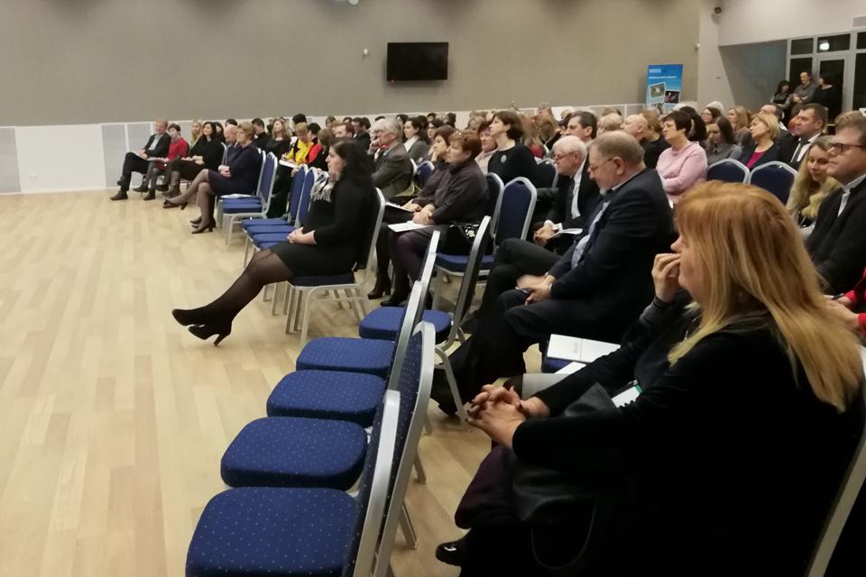 Klaipėdoje diskutavo Lietuvos socialinių įstaigų darbuotojai