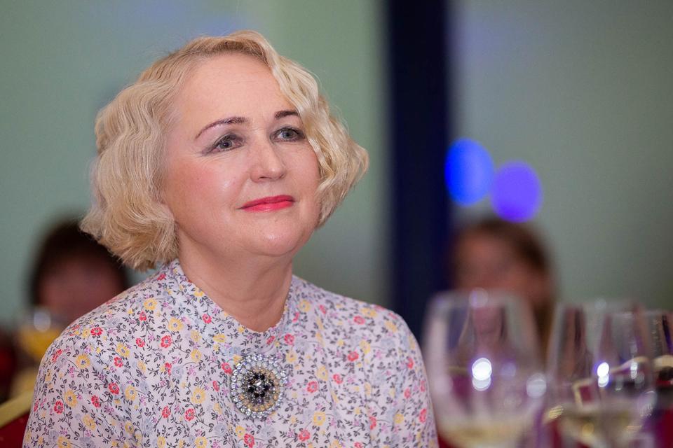 Klaipėdos licėjaus direktorės jubiliejuje – padėkos už vertybes