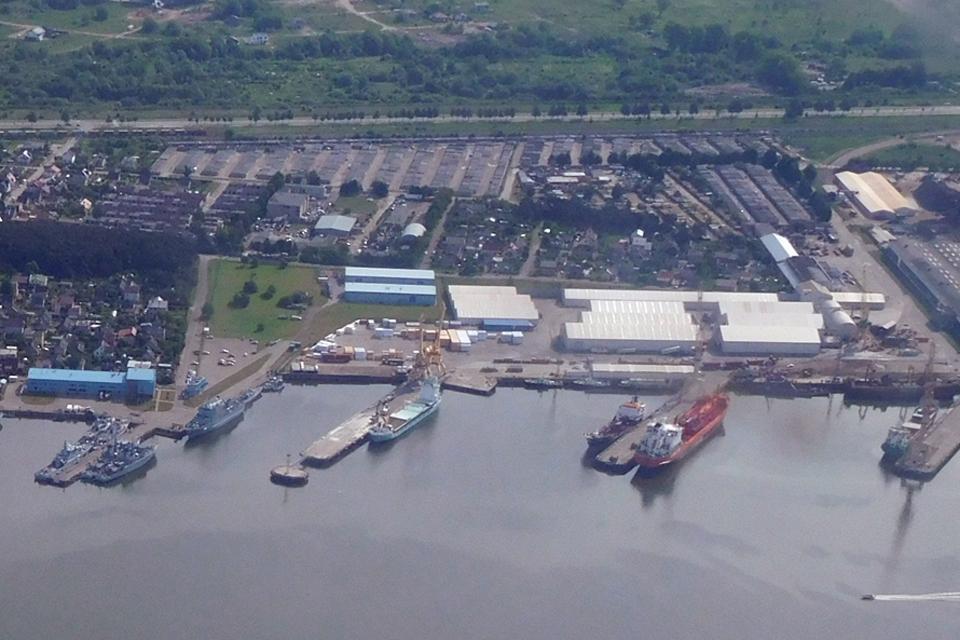 Rekonstruos Klaipėdos konteinerių terminalo krantines