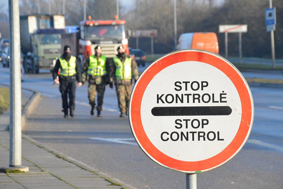 Policija keičia taktiką: pajūryje – daugiau postų