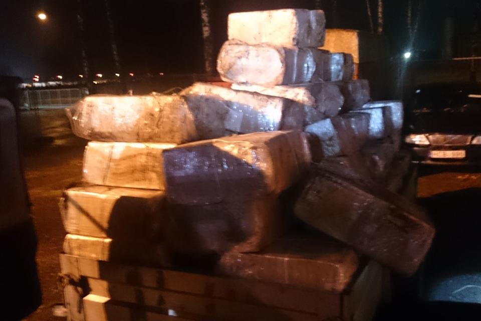 Trąšas į Klaipėdą vežusiame traukinyje – kontrabanda