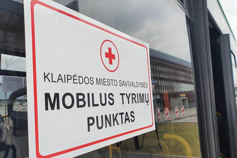 Ragina mobilius punktus steigti visose regiono savivaldybėse