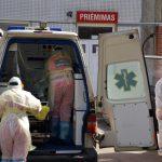 В Литве 37 случаев коронавируса за сутки, три их них в Клайпеде
