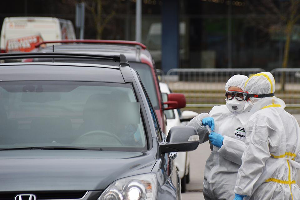 Глава Клайпедского департамента НЦОЗ: за нарушения карантина будем карать жестче