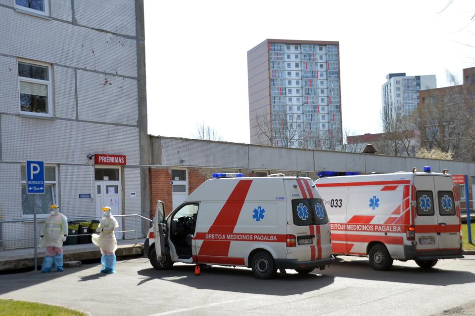 Lietuvoje – 17 naujų koronaviruso atvejų, Klaipėdoje – nė vieno
