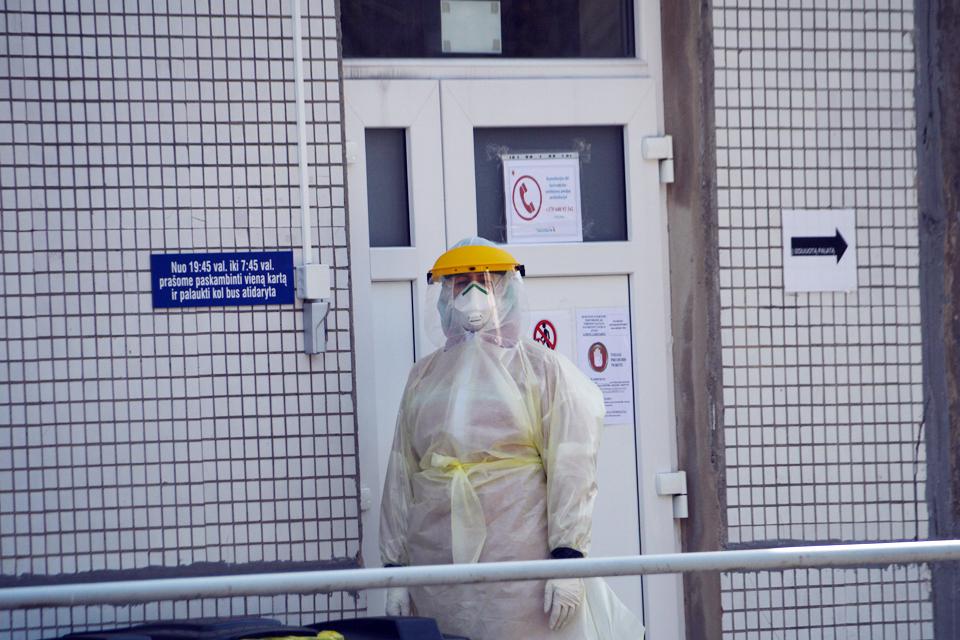 Koronavirusas: šalyje – vėl šuolis, Klaipėdoje – stabilu