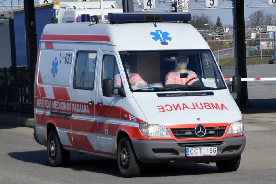 Koronavirusas: Klaipėdos savivaldybė kalba apie akibrokštus, ministras neigia reagentų versiją