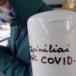 Savaitgalį COVID-19 susirgo devyni žmonės