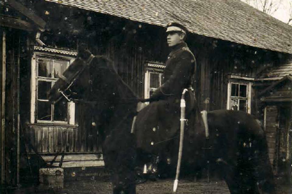 Karininkas, be kurio neįsivaizduojama tarpukario kavalerija II