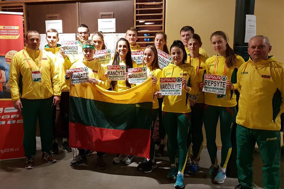 Europos čempionate – rekordinis Lietuvai klaipėdietės ir jos komandos pasiekimas