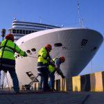 Kruizinių laivų Klaipėdoje tikimasi jau vasarą