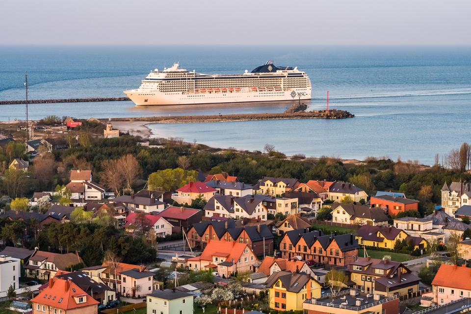 Pokarantininės nuotaikos: Klaipėda laukia kruizinių laivų