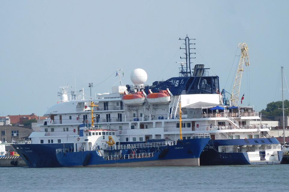 Pasaulio kruizų parodoje prisistato ir Klaipėdos uostas
