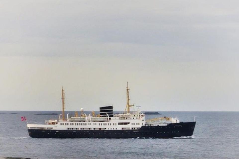 Klaipėdoje prisišvartuos paskutinis kruizinis laivas