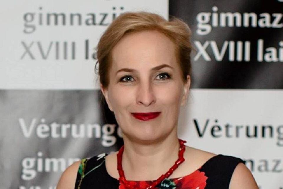 Jolanta Krutkevičienė – naujoji LCP Klaipėdos skyriaus pirmininkė