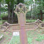 Piešiniuose - senieji geležiniai kryžiai