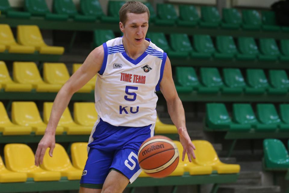 Klaipėdos universiteto komanda iškovojo pergalę