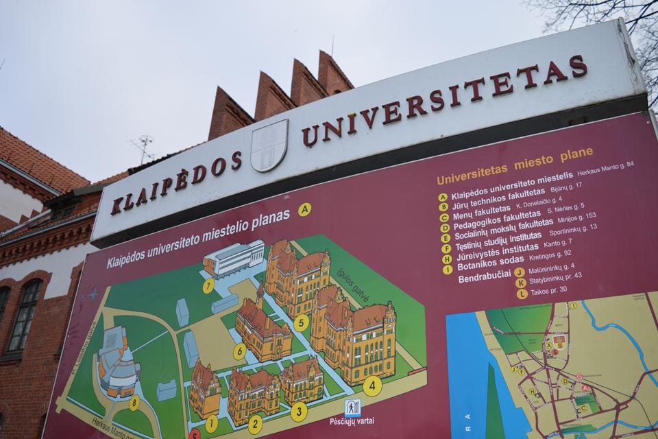 Kaip keisis Klaipėdos universitetas?