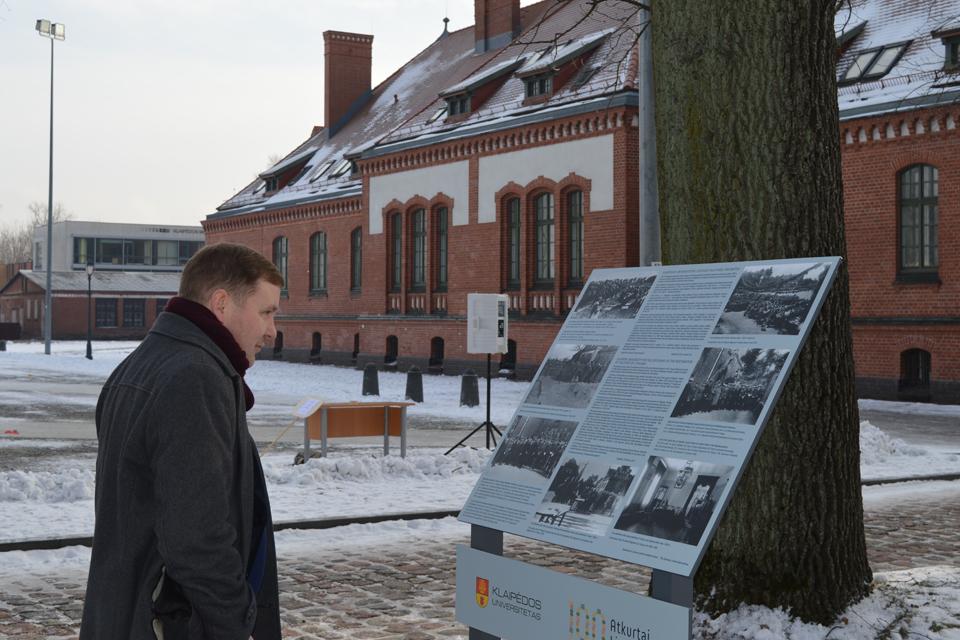 Šimtmečio proga įamžino unikalius ąžuolus